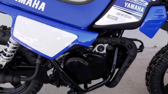 2017 Yamaha PW50 5