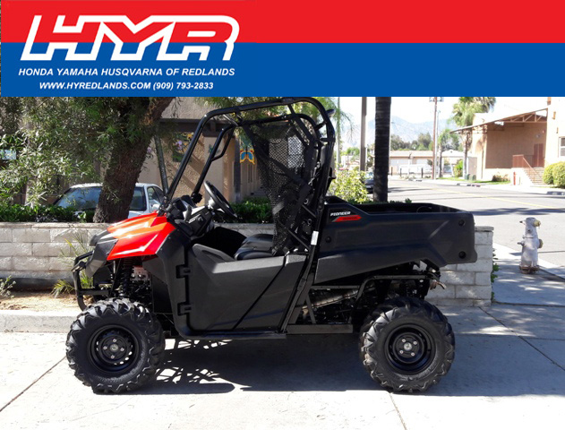 2017 Honda PIONEER 700 for sale 39541