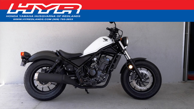 2017 Honda REBEL 300 for sale 39590