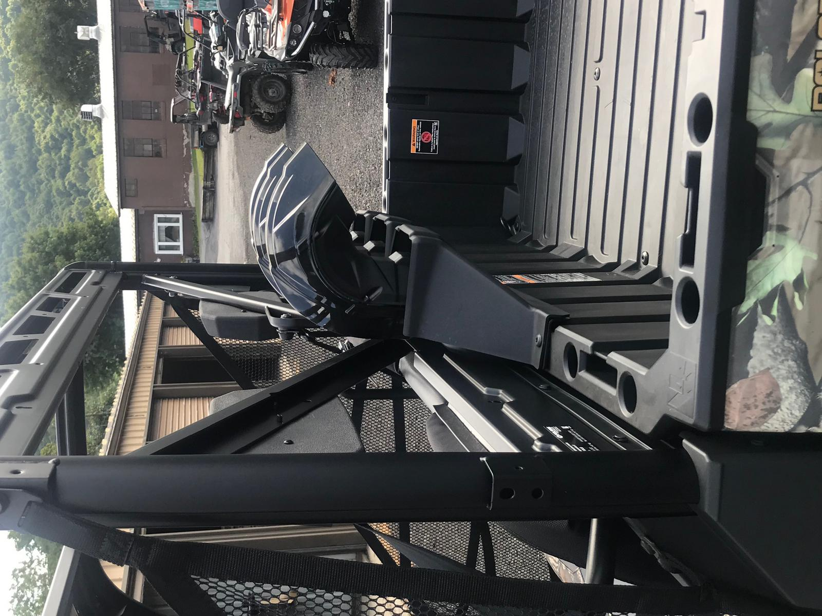 2019 Polaris Industries Ranger XP 1000 EPS Back Country