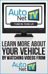 Learn more about your vehicle by watching videos from Auto Net TV.