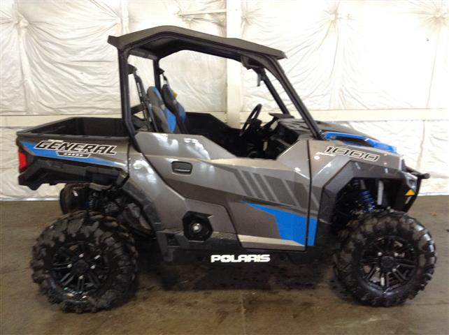 2019 Polaris Industries General 1000 Eps Deluxe Anium Metallic For In Duluth Mn Lawn Sport 218 628 3718