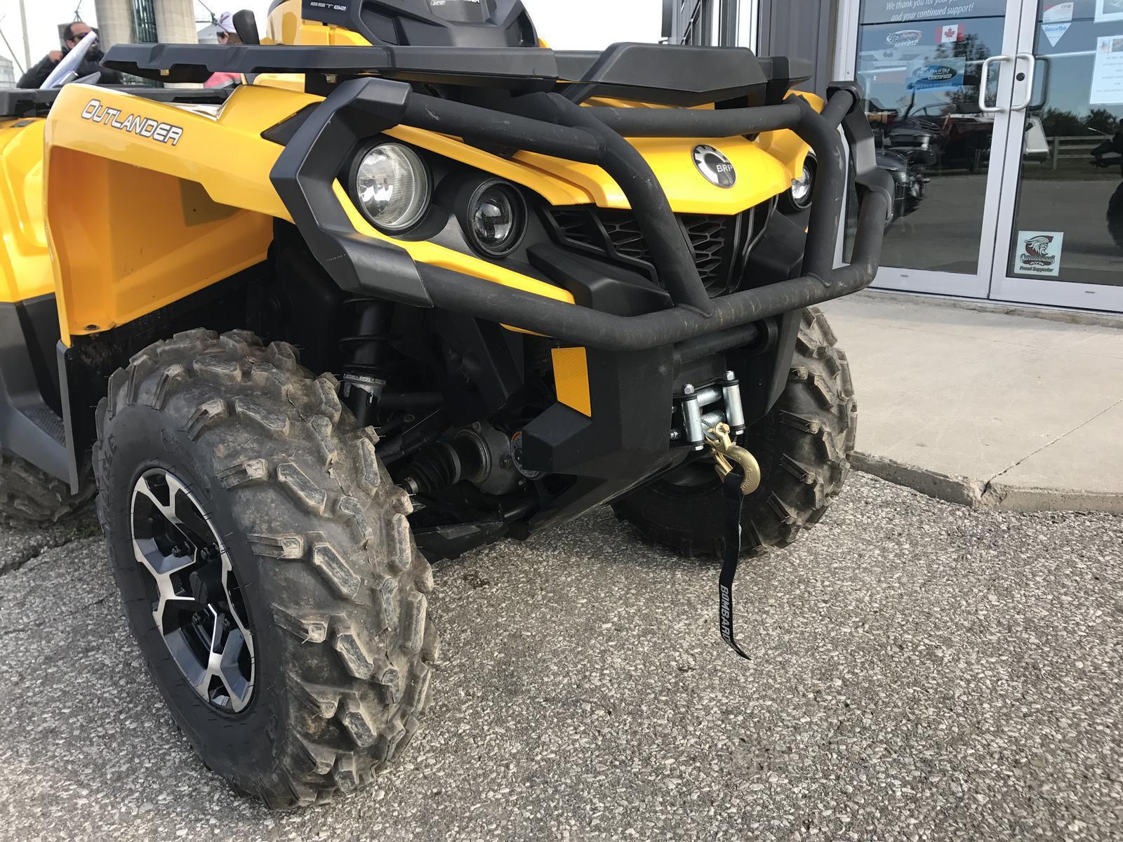 2014 Can-Am ATV OUTLANDER 650 XT | 2 of 4