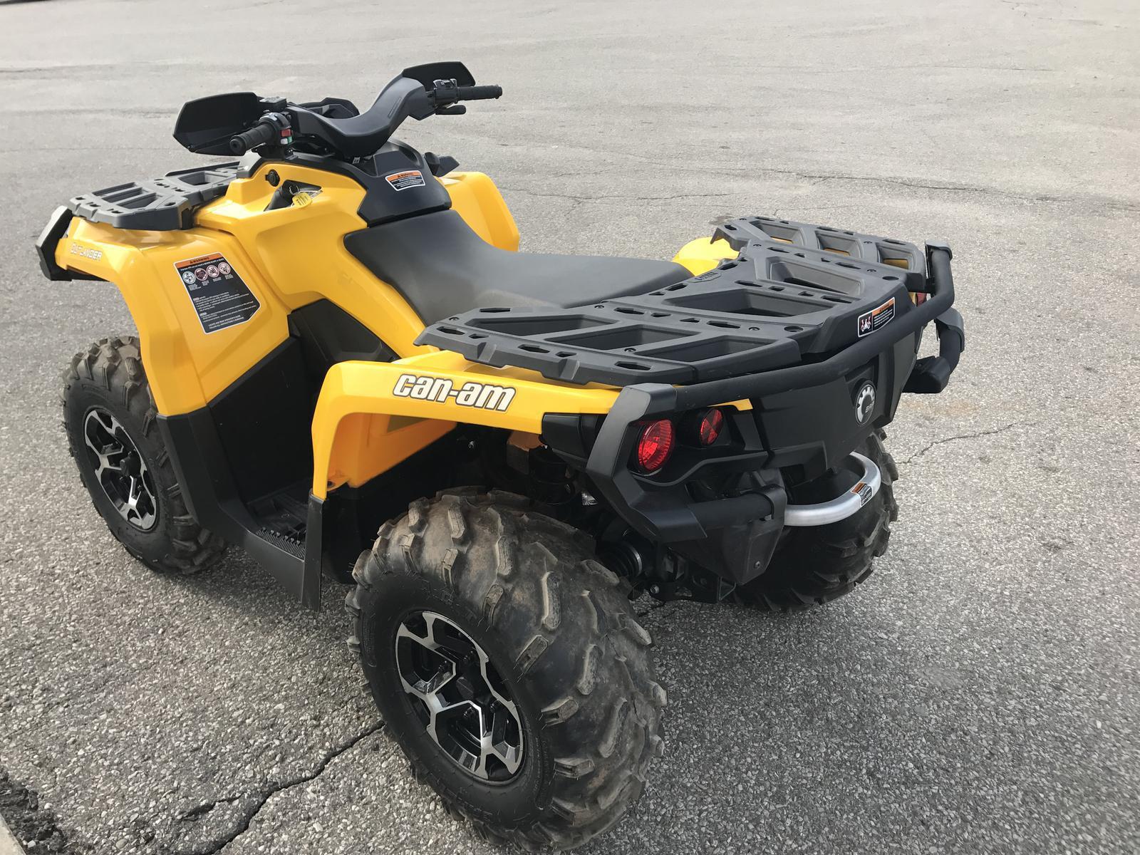 2014 Can-Am ATV OUTLANDER 650 XT | 3 of 4