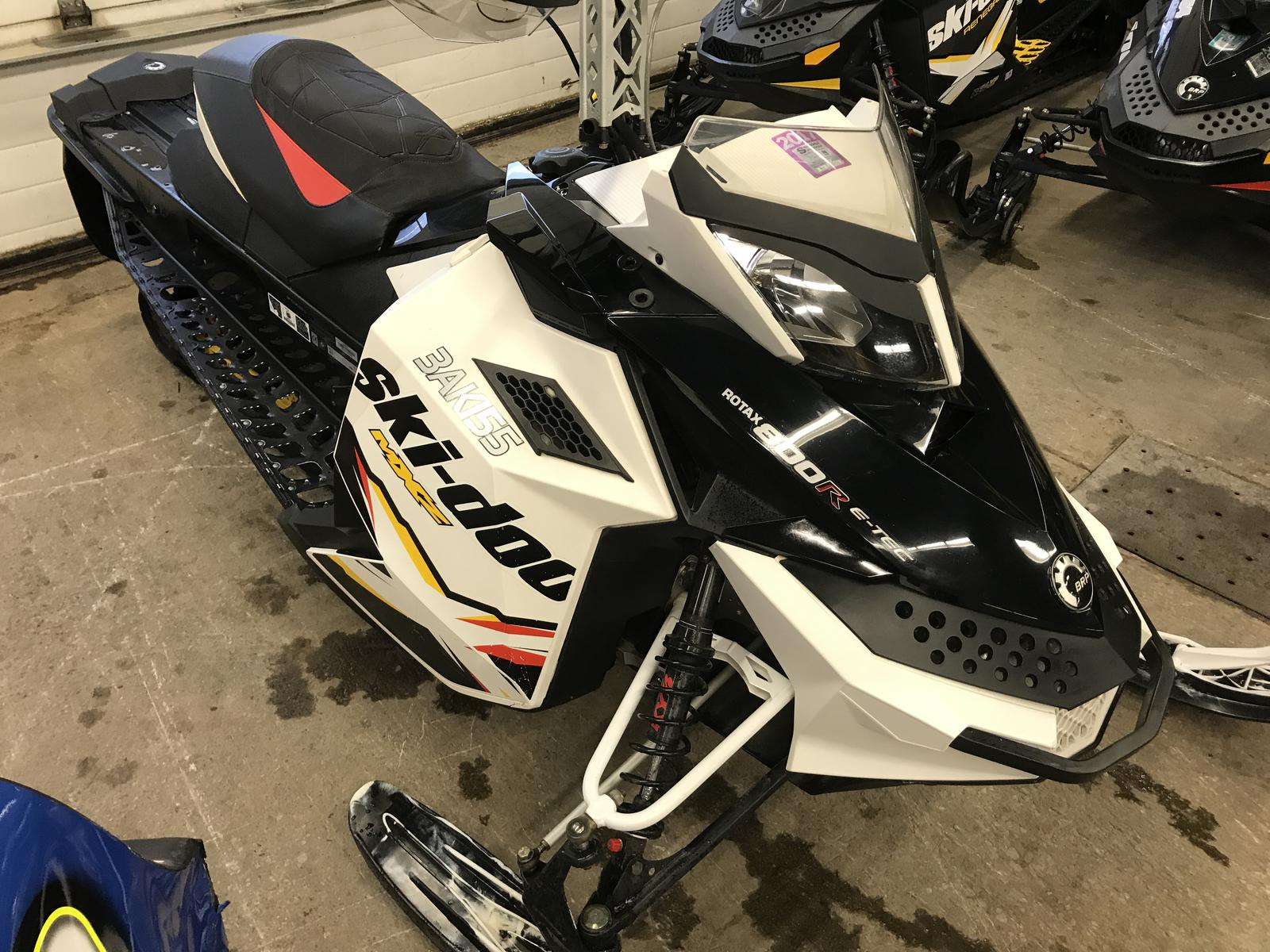 2012 Ski Doo MX Z X-PACKAGE 800 E-TEC