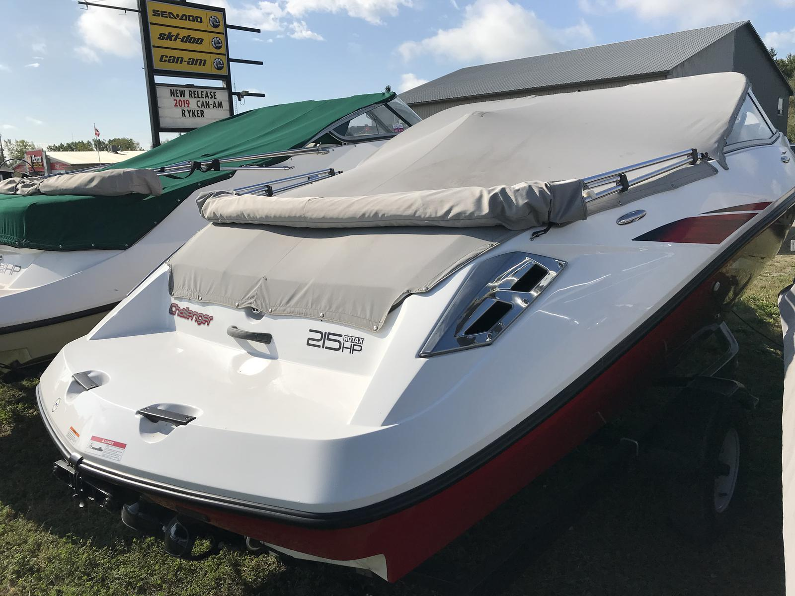 2009 Sea-Doo Sport Boats SEADOO CHALLENGER 180 SE for sale in Ayr
