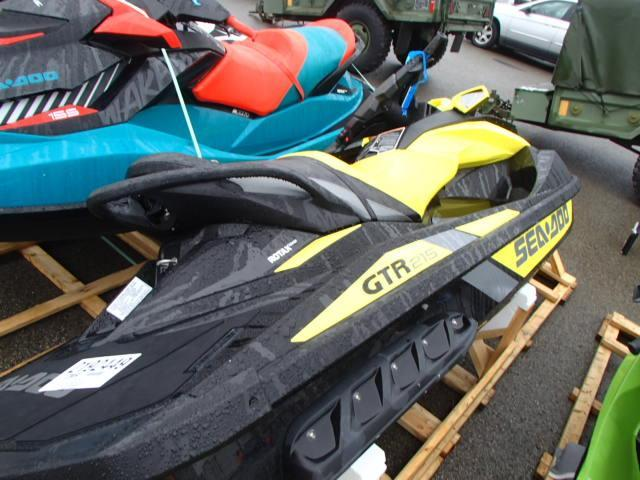 af50b6291f851a 2016 Sea-Doo GTR 215 for sale in Ayr, ON. Team Vincent Motorsports ...