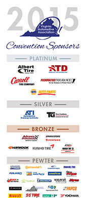2015 VAA Convention Sponsors
