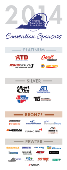 2014 VAA Convention Sponsors