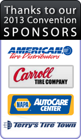 Thanks to our 2013 Convention Sponsors!