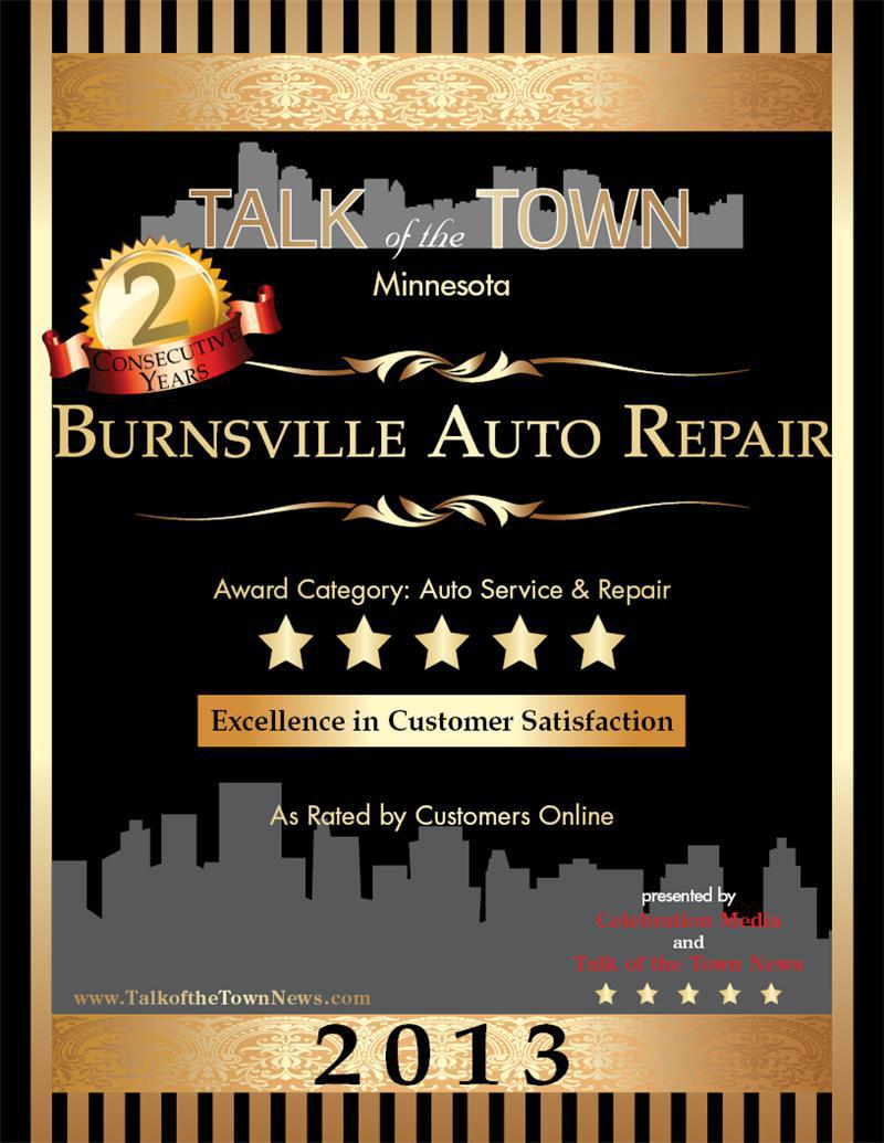 Burnsville Auto Repair is the Talk of the Town!.jpg