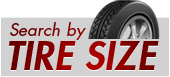Search by tire size
