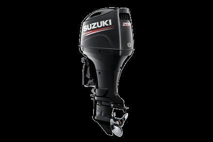 2019 Suzuki DF200ATXW2