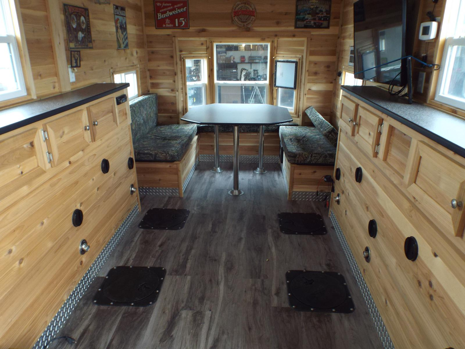 2015 Ice Castle 8X20 Ice House for sale in Watertown, SD ... Ice House Floor Plans X on