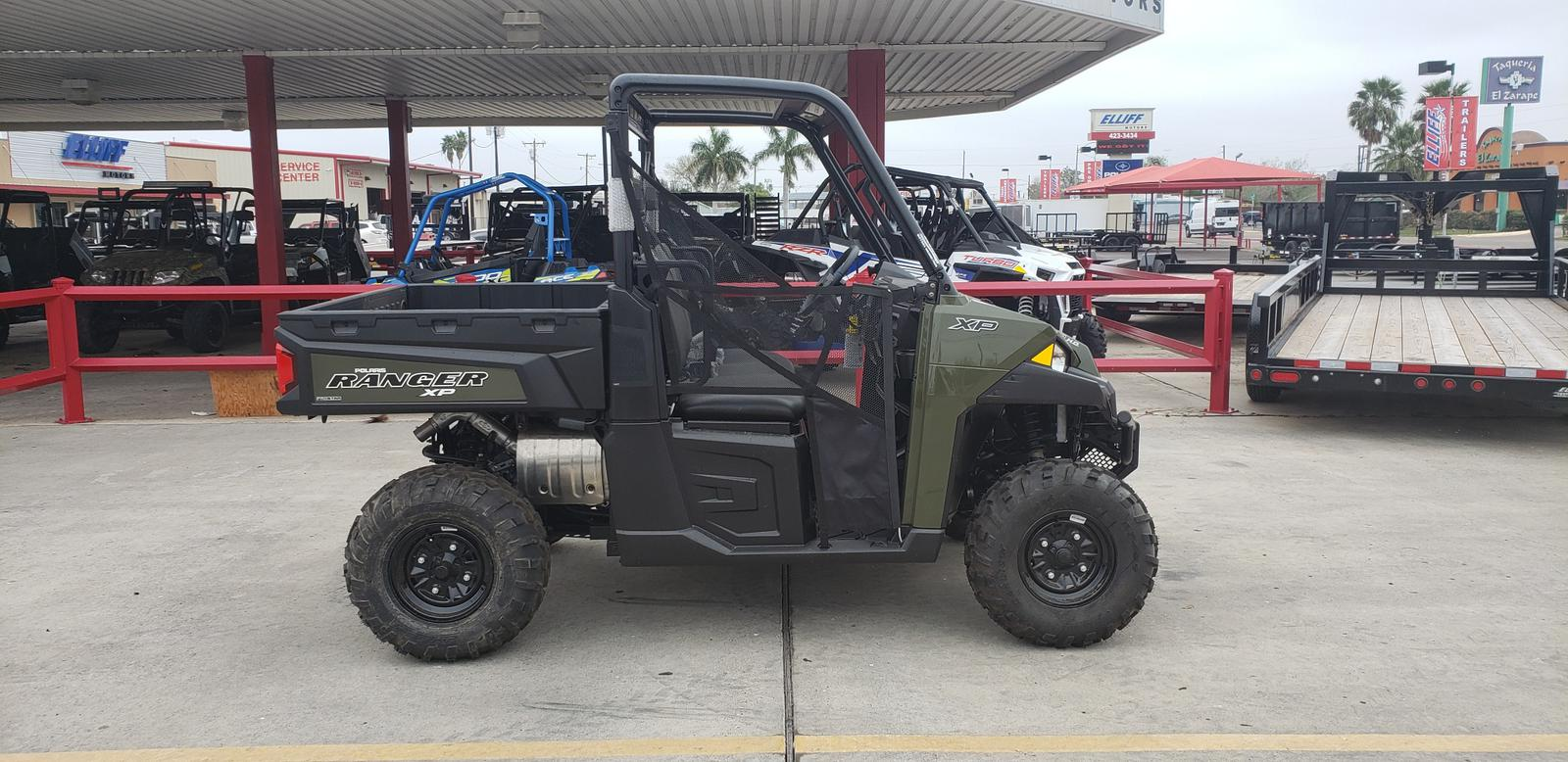 Polaris Ranger Xp 900 >> 2019 Polaris Industries Ranger Xp 900 Sage Green