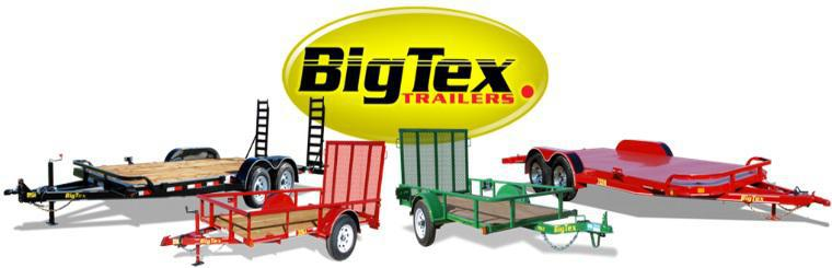 Big Tex Trailers for Sale in Texas