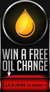 Win a Free Oil Change