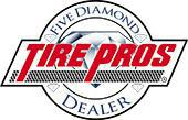 Tire Pros Five Diamond Dealer