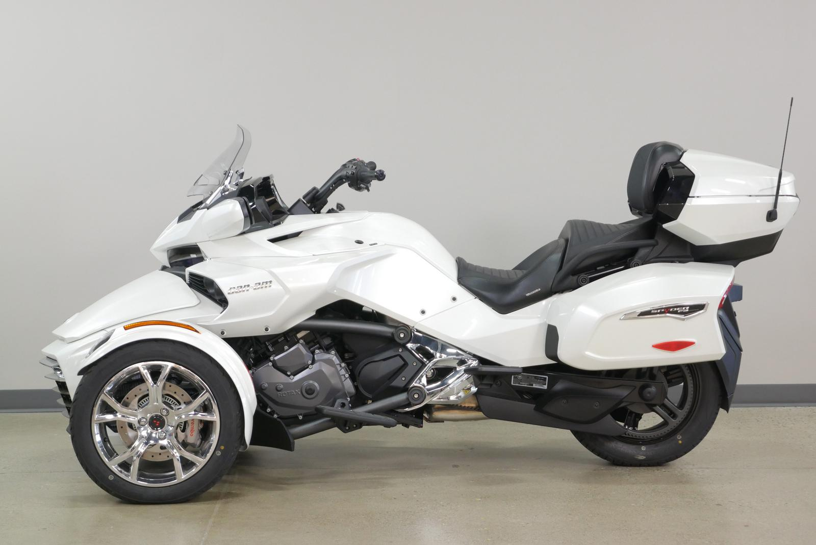 Can Am For Sale >> 2019 Can Am Spyder F3 Limited Se6