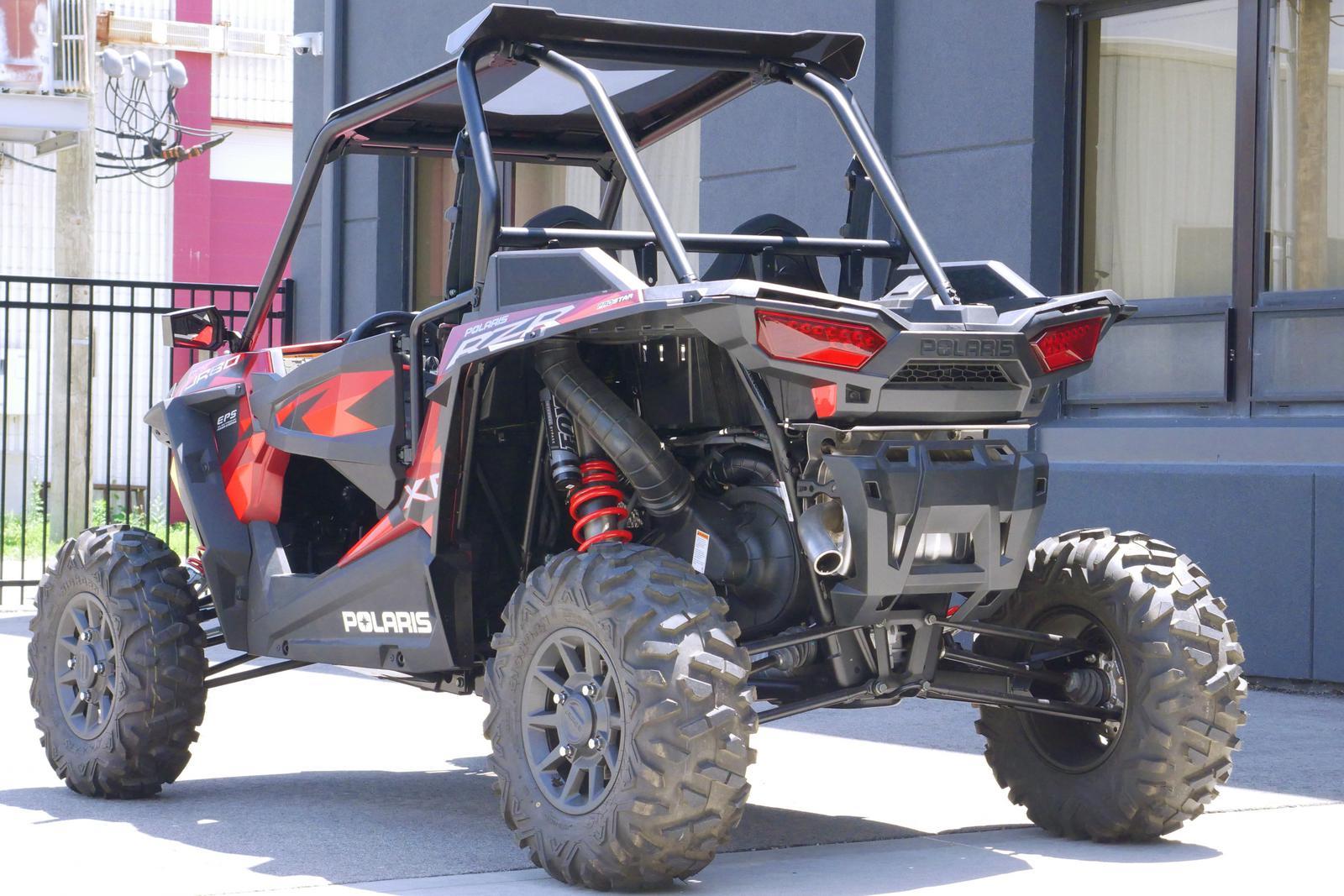 2018 Polaris Industries RZR XP Turbo 1000 Fox Ed (64