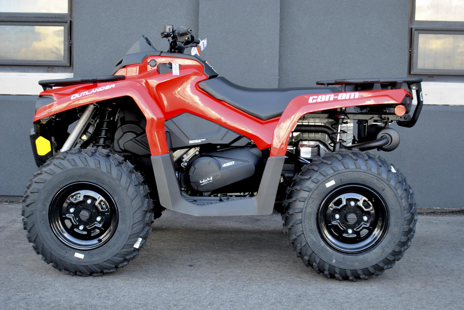 Inventory from Can-Am and Indian Motorcycle Flat Out