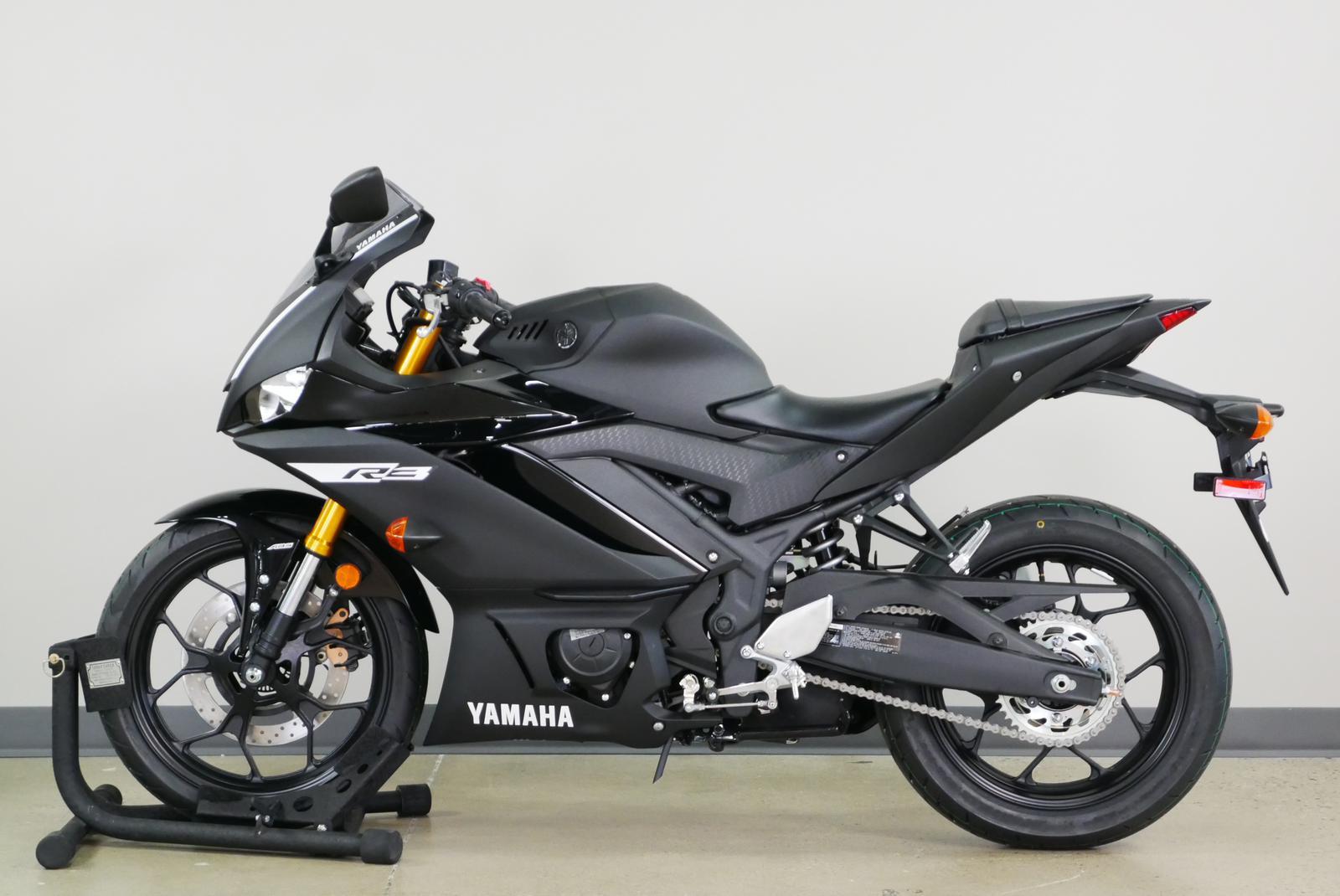 2019 Yamaha Yzf R3 Abs