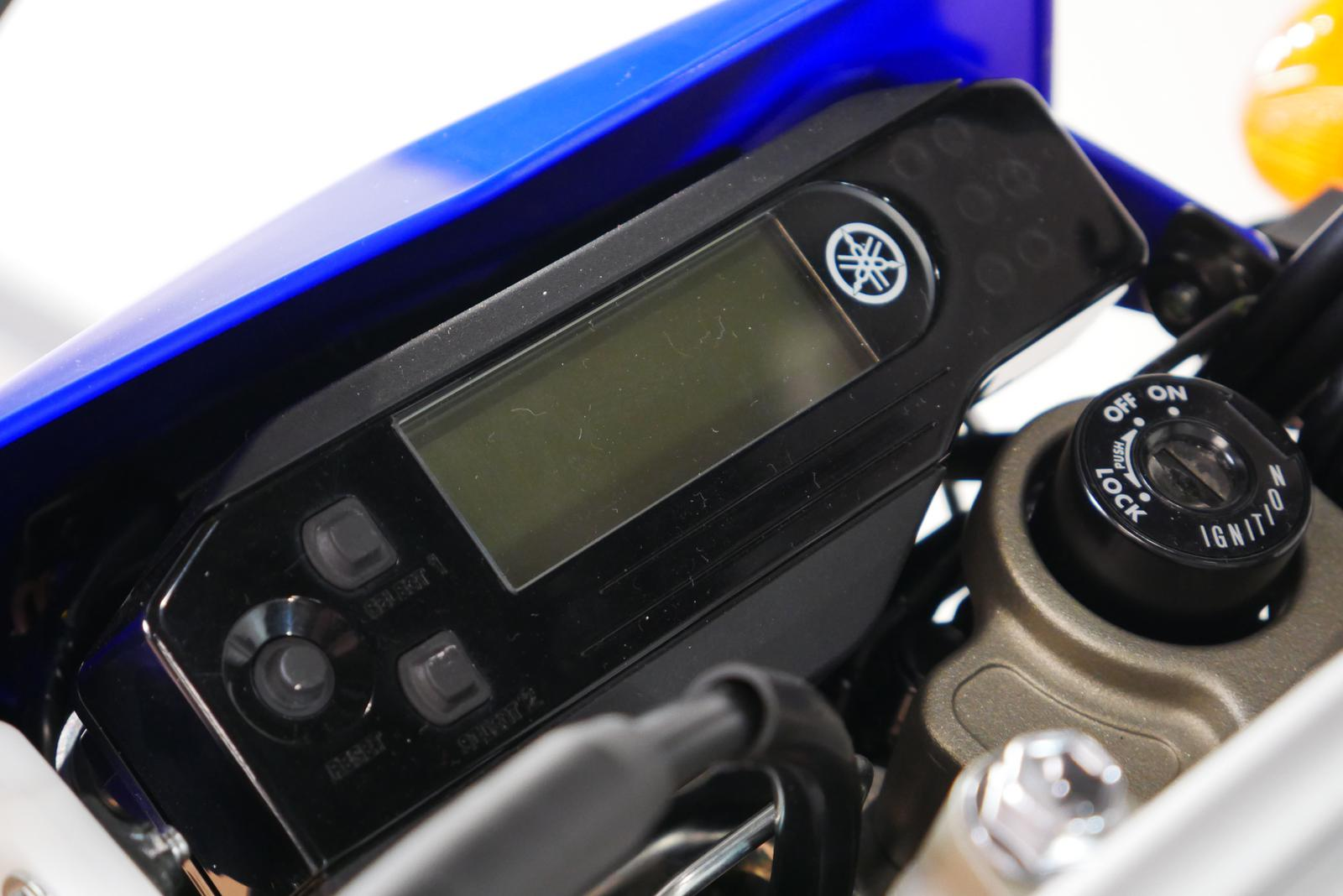 2018 Yamaha WR250R