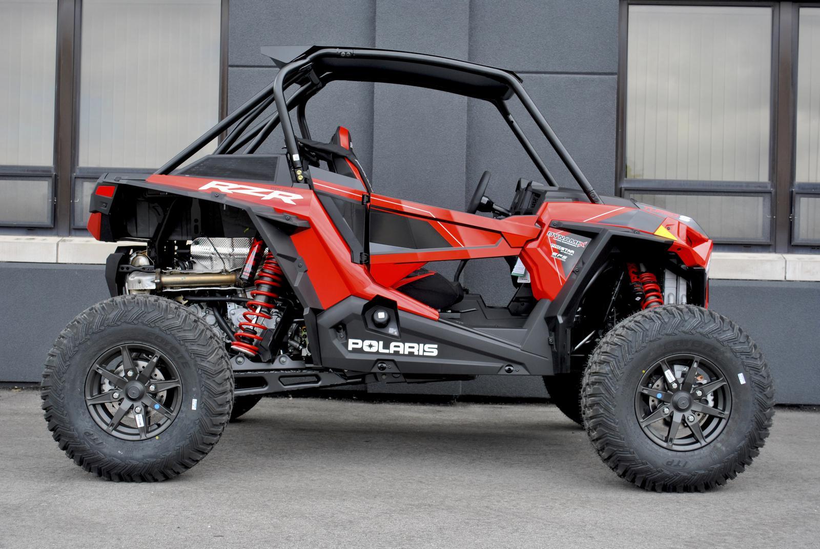 2018 Polaris Industries RZR TURBO S-DX - Z18VEL92BR for sale