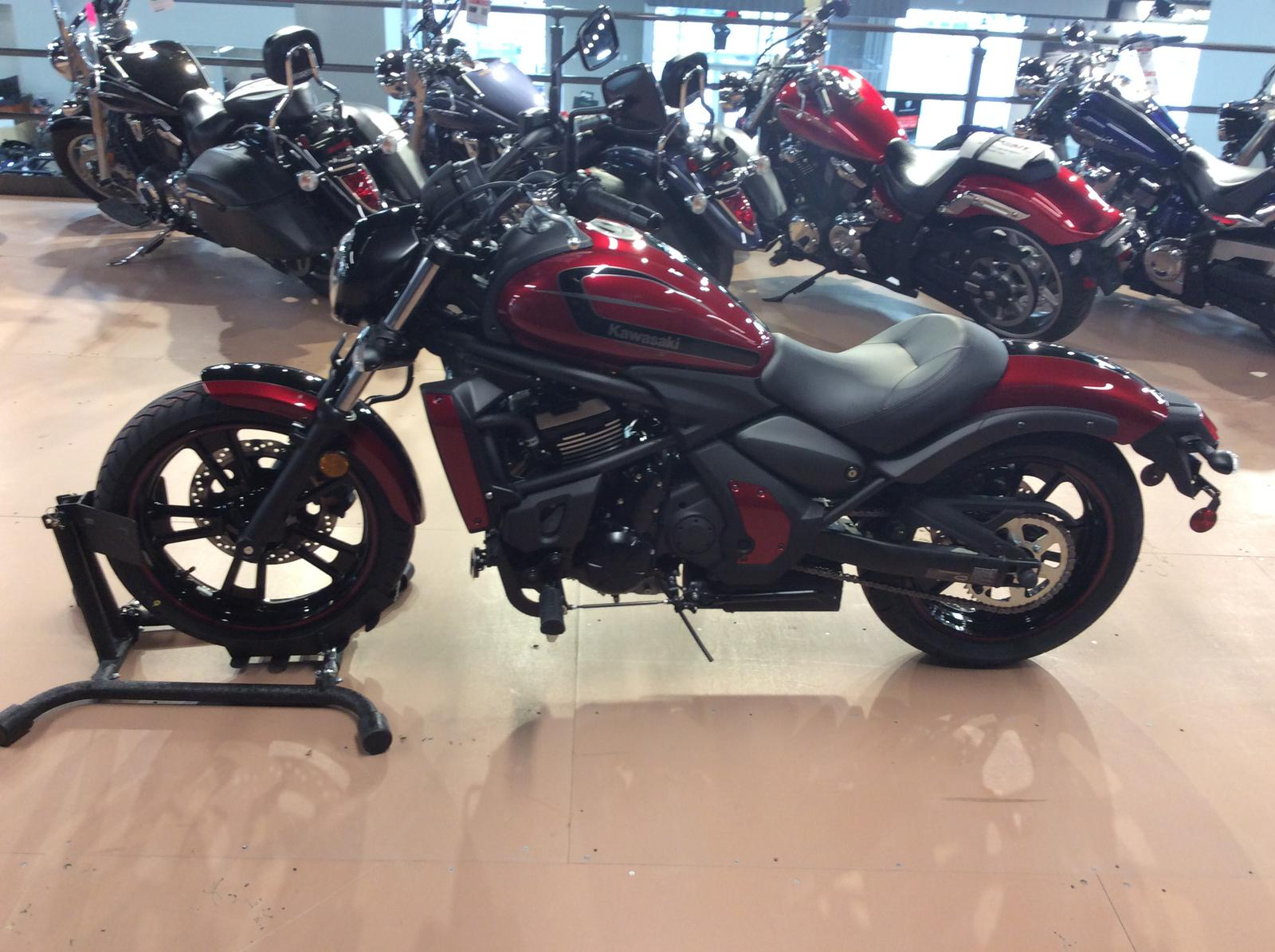 2017 VULCAN S Special Edition W ABS