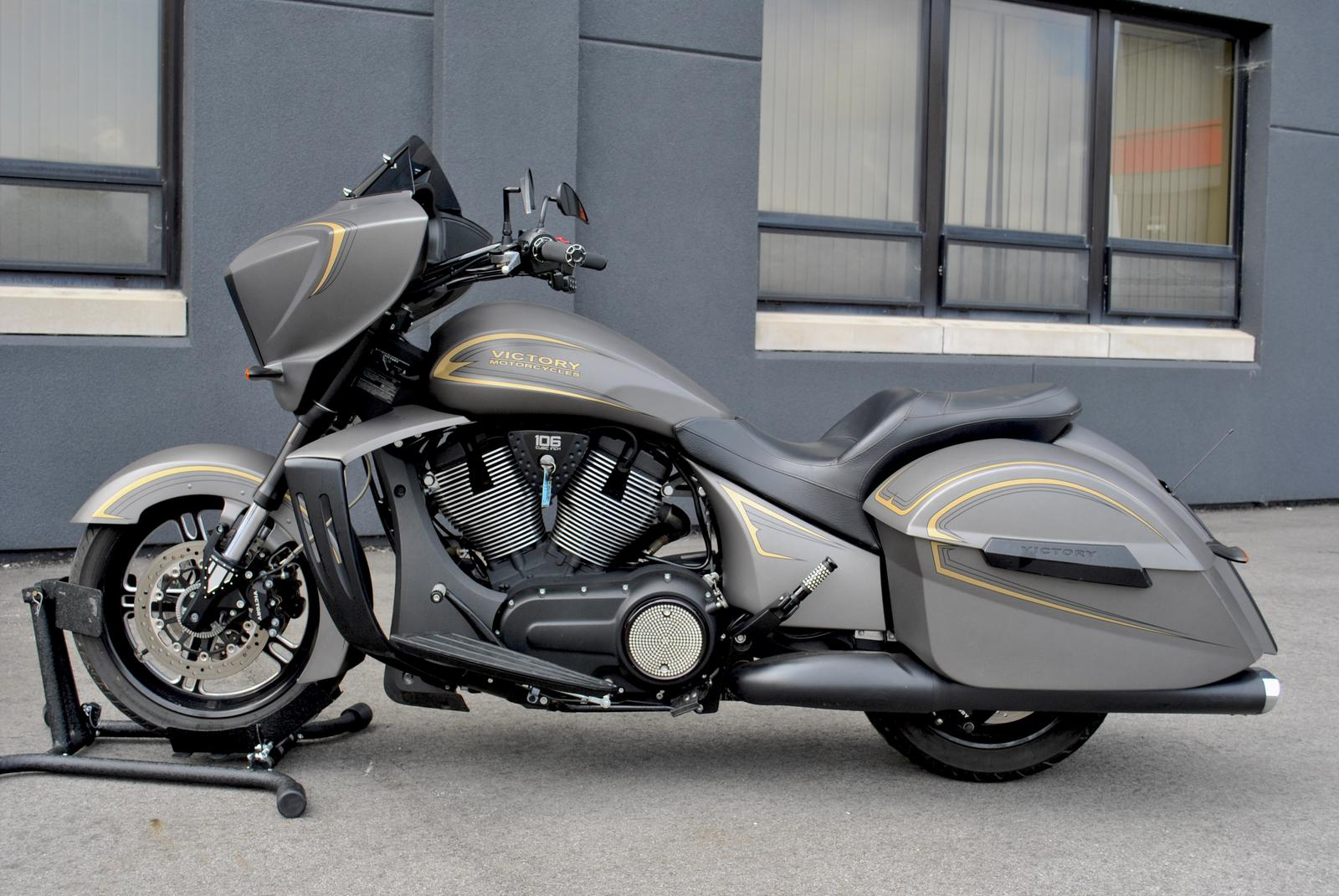 PWC and Cruiser/V-Twin from Victory Motorcycles Flat Out