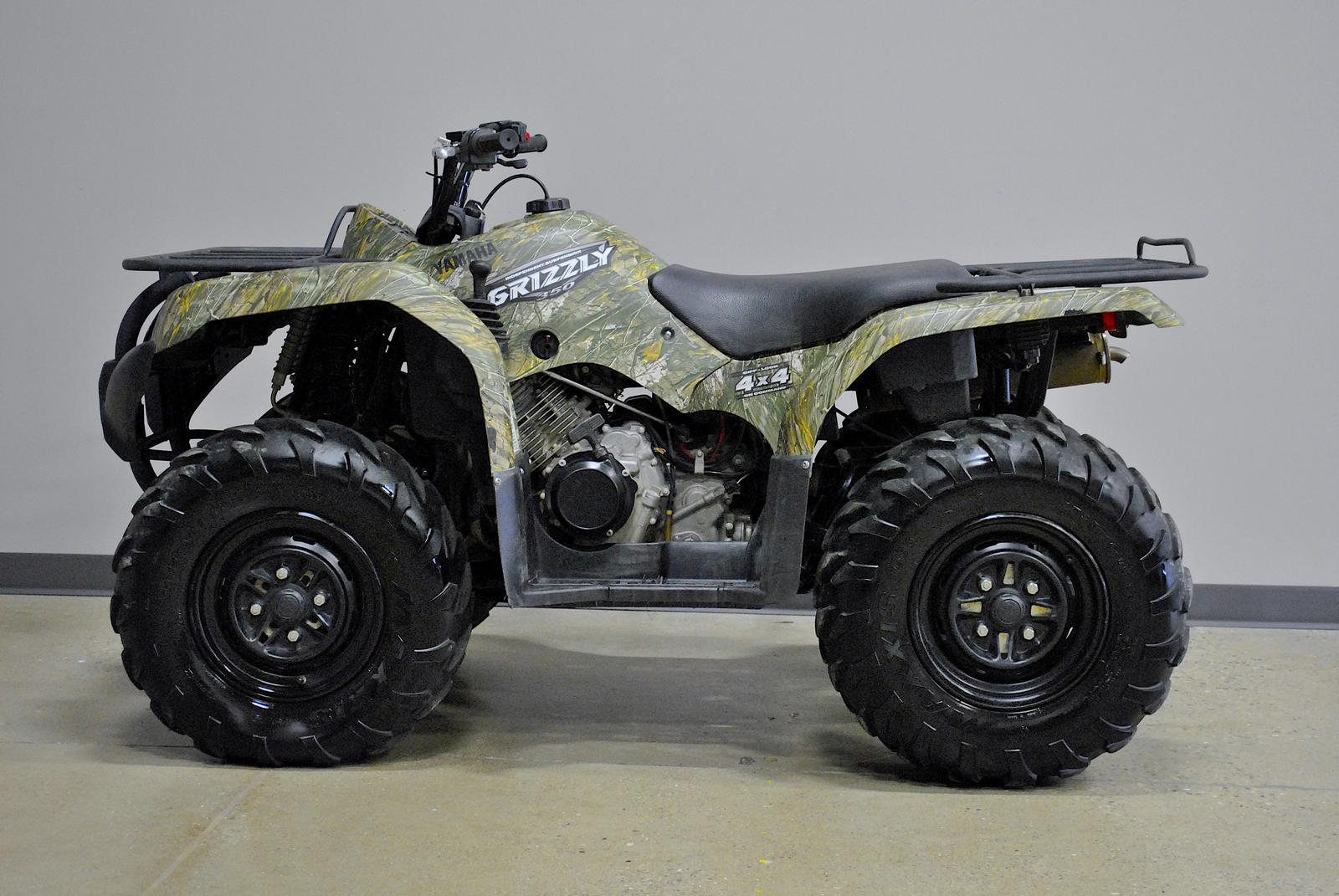 2008 Yamaha GRIZZLY 350 IRS for sale in Indianapolis, IN. Flat Out ...