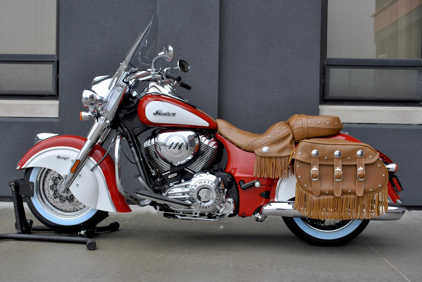 2019 Indian Motorcycle Chief Vintage Icon - N19CVAAAAP for