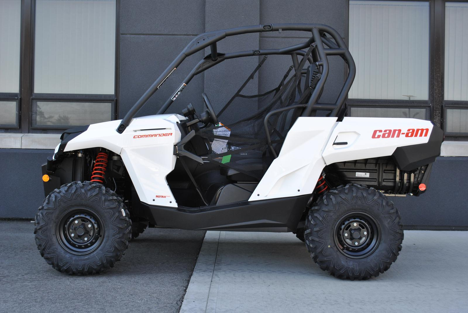 Can Am Commander For Sale >> 2019 Can Am Commander 800r 6cka For Sale In Indianapolis In Flat