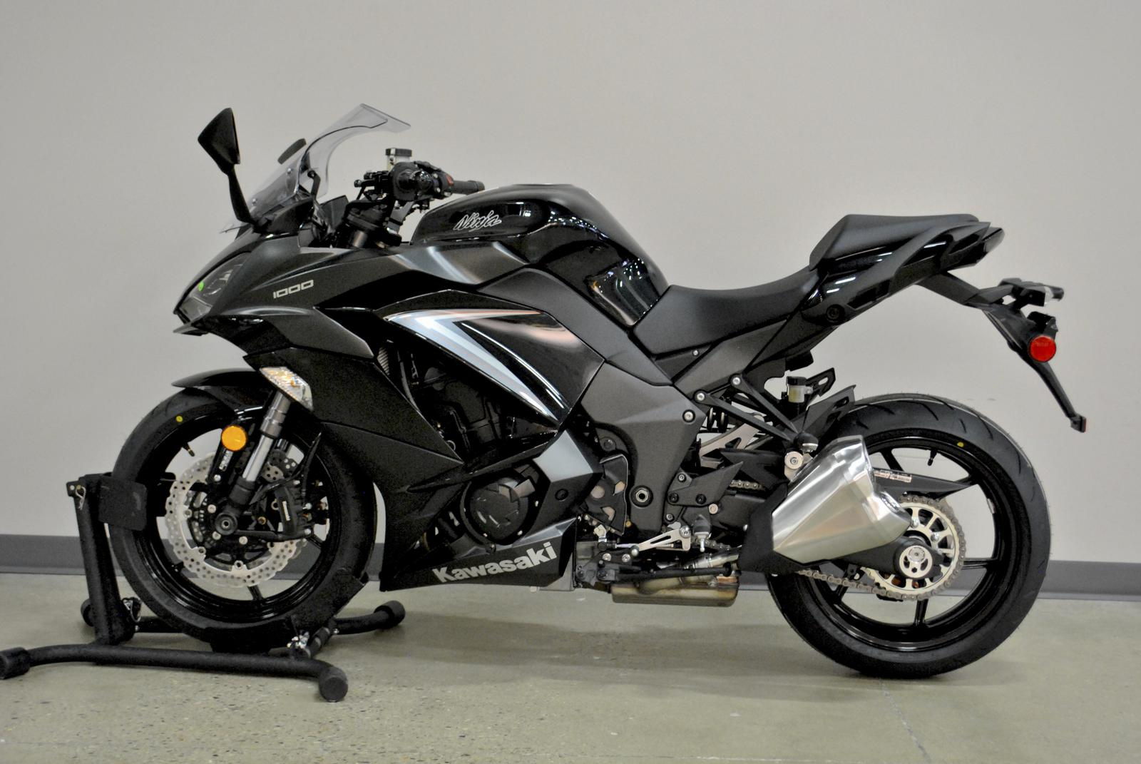 2019 Kawasaki Ninja 1000 Abs Zx1000wkf For Sale In Indianapolis
