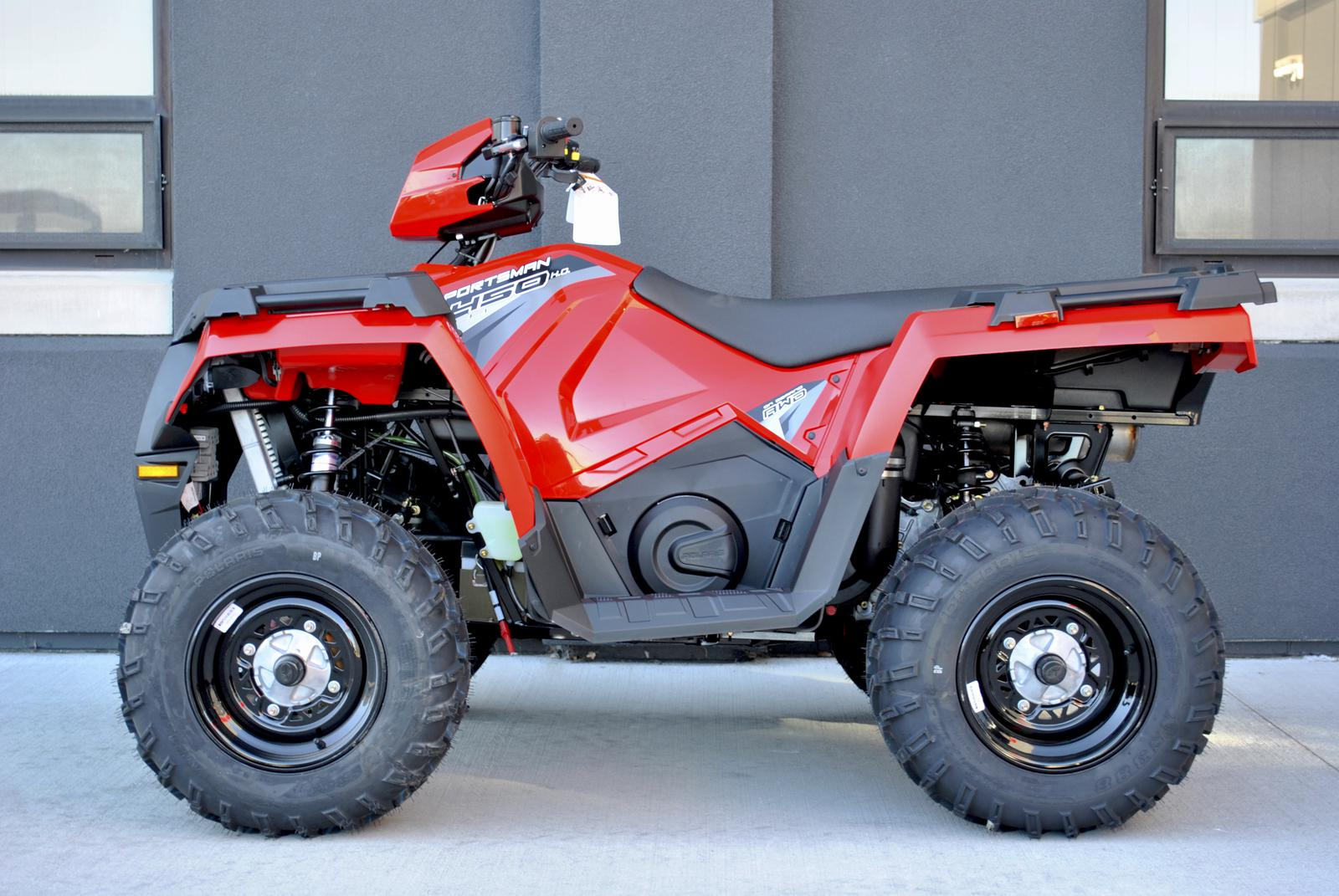 790909f8155 2019 Polaris Industries SPORTSMAN 450 HO EPS for sale in ...