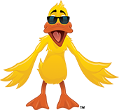 duckmascot-widget