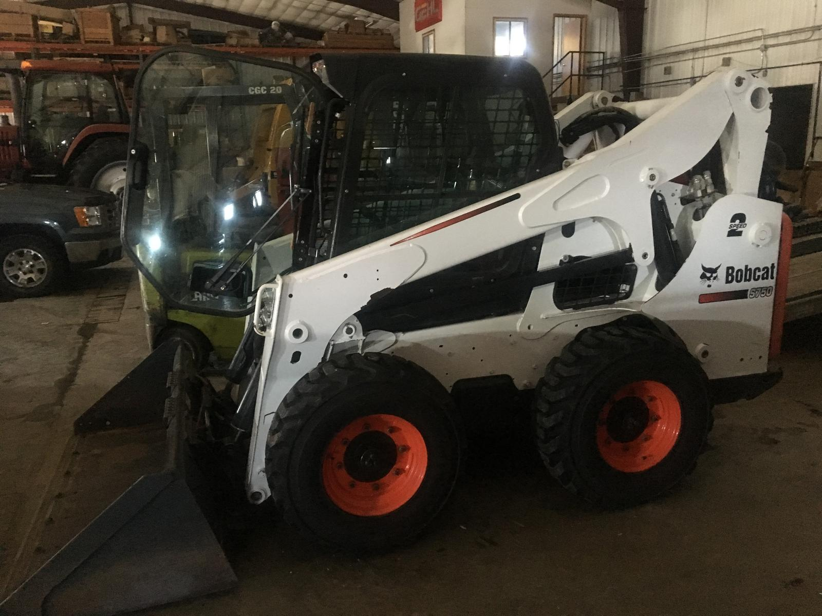 2013 Bobcat S750 for sale in Dumont, IA | Mark's Tractor & Implement, Inc.  (641) 732-5044
