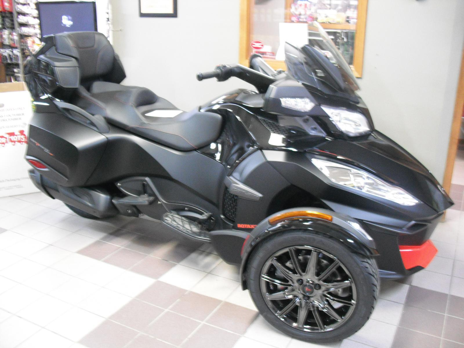 2016 can am spyder rt s special series for sale in mora mn caswell cycle 320 679 1383
