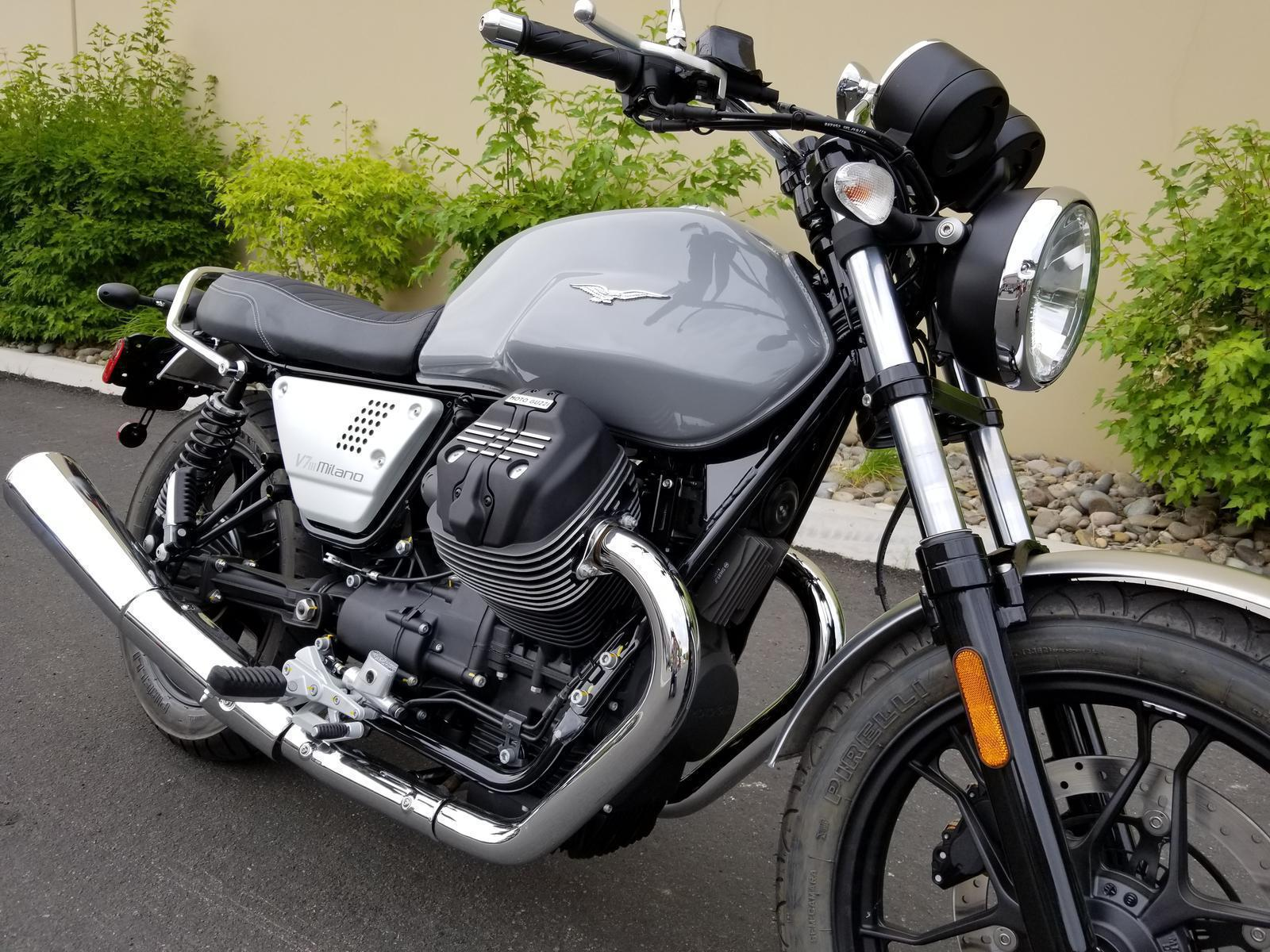 2018 Moto Guzzi V7 Iii Milano For Sale In Reno Nv Euro Cycle Reno