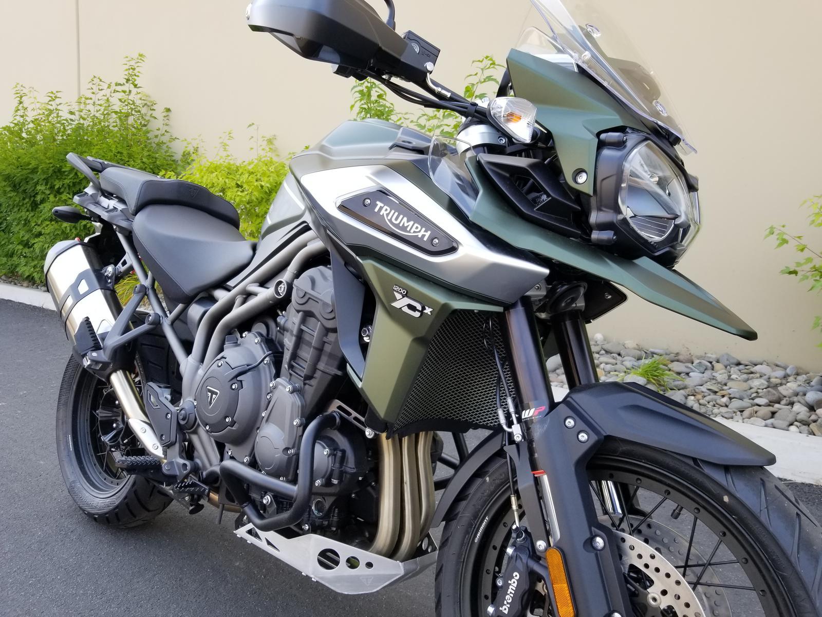 2018 Triumph Tiger 1200 Xcx For Sale In Reno Nv Euro Cycle Reno