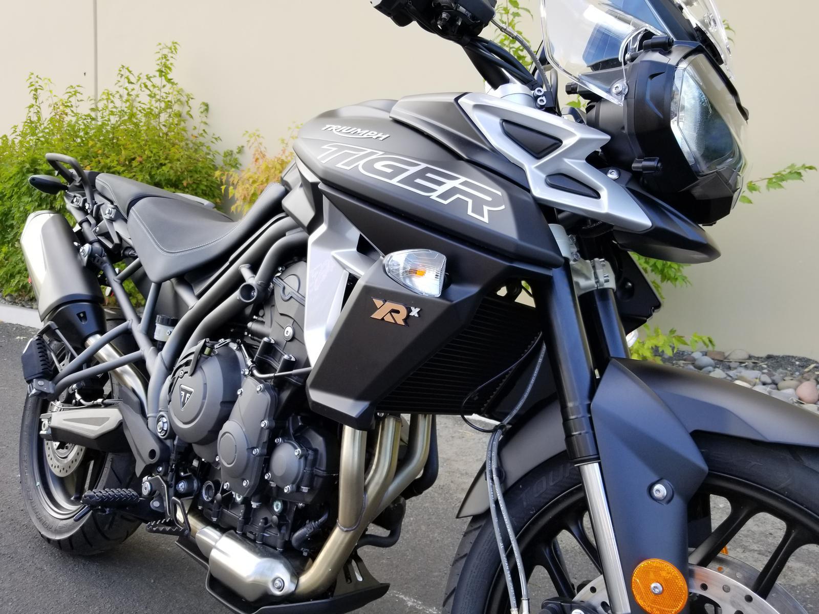 2018 Triumph Tiger 800 Xrx For Sale In Reno Nv Euro Cycle Reno