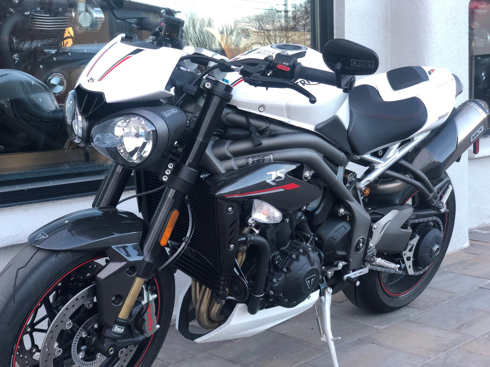 2019 Triumph Speed Triple Rs For Sale In Reno Nv Euro Cycle Reno