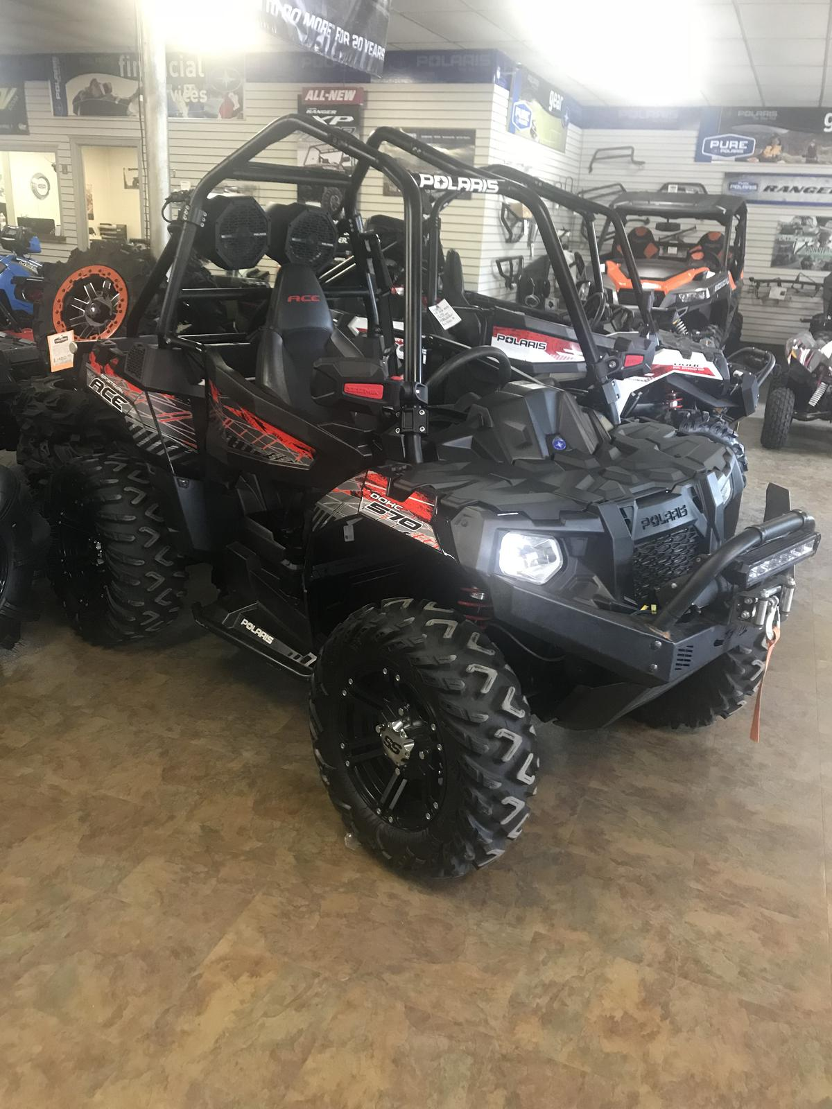 Polaris Ace For Sale >> 2015 Polaris Industries Polaris Ace 570 Sp