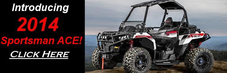 2014 Polaris ACE For Sale