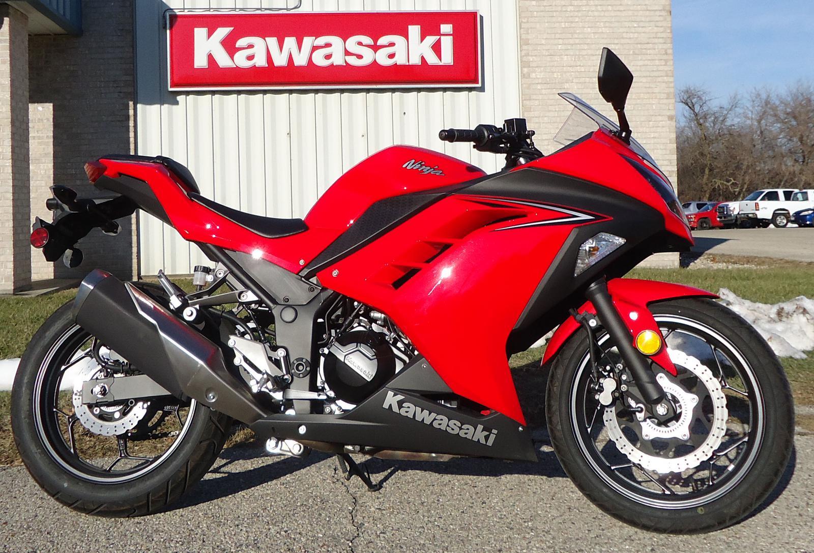 2016 Kawasaki Ex300 Ninja Abs For Sale In Lake Geneva Wi Midwest