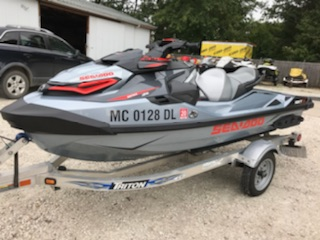 2018 Sea-Doo Riva Stage 2 RXT®-X® 300 w / Sound System for sale in