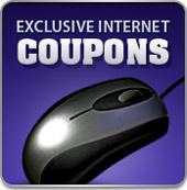 Exclusive Internet Coupons