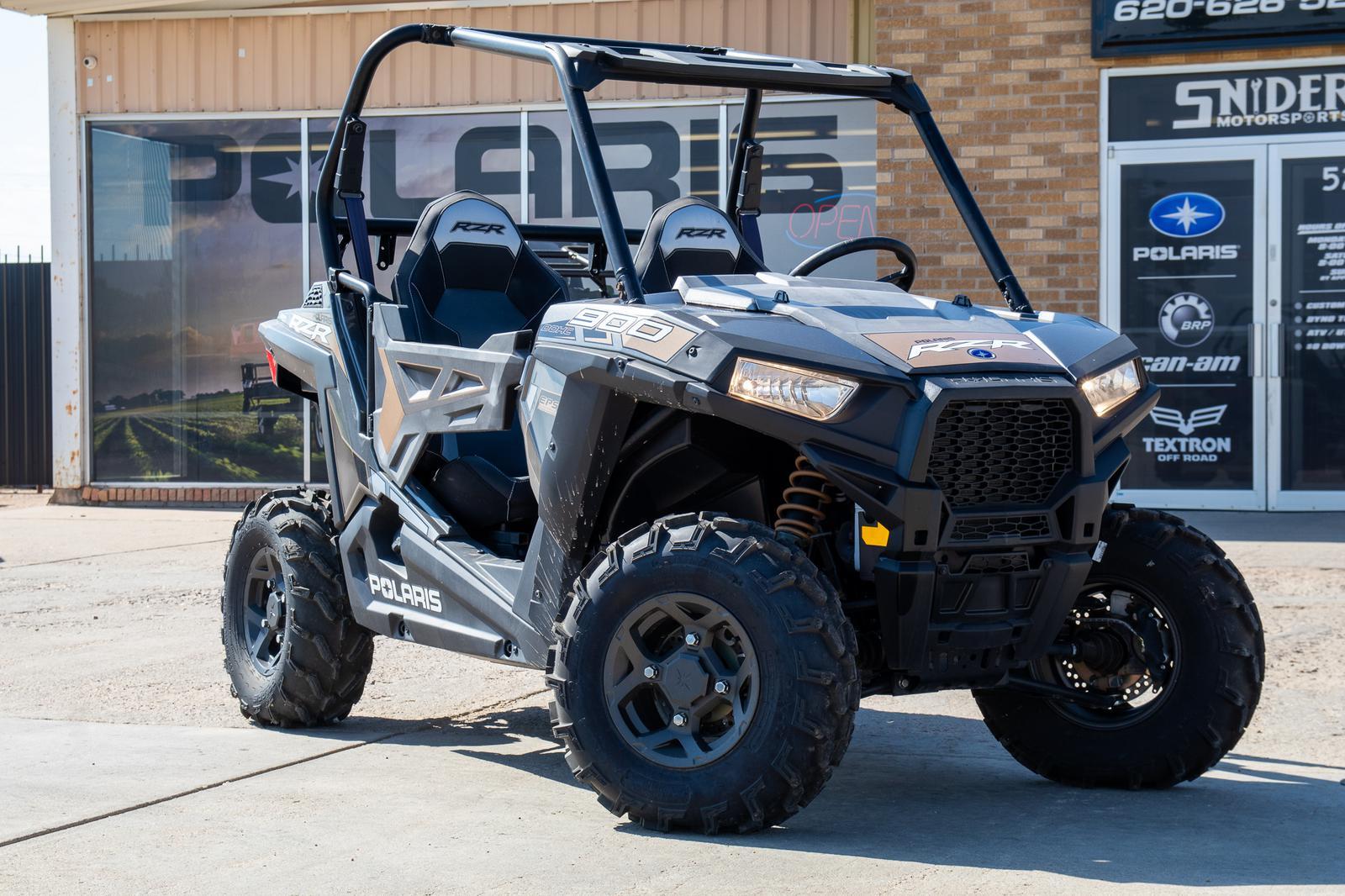 2018 Polaris Industries RZR 900 EPS (Z18VAE87BM)