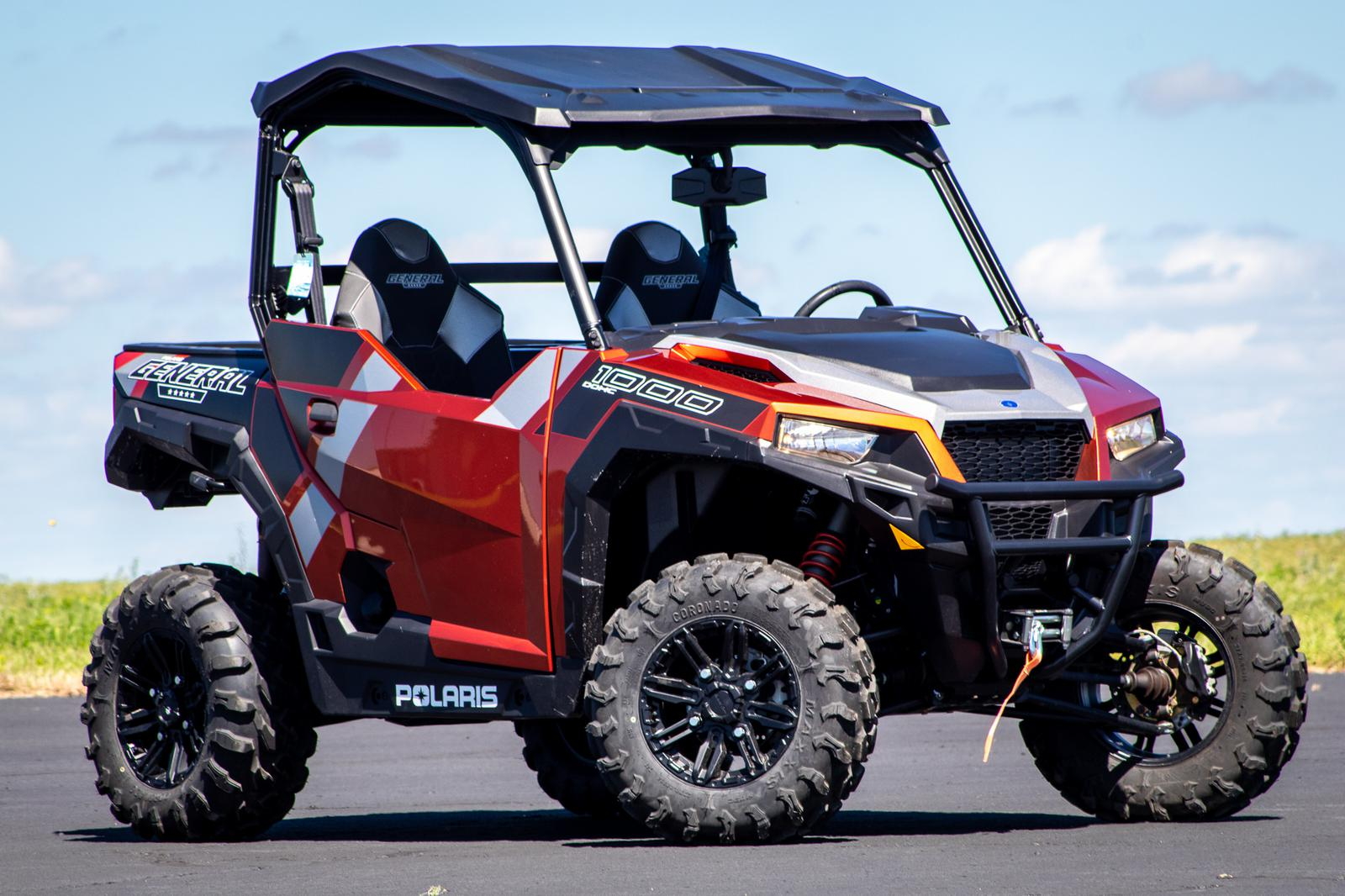 Polaris General 1000 >> 2019 Polaris Industries Polaris General 1000 Eps Dlx R19rgu99af