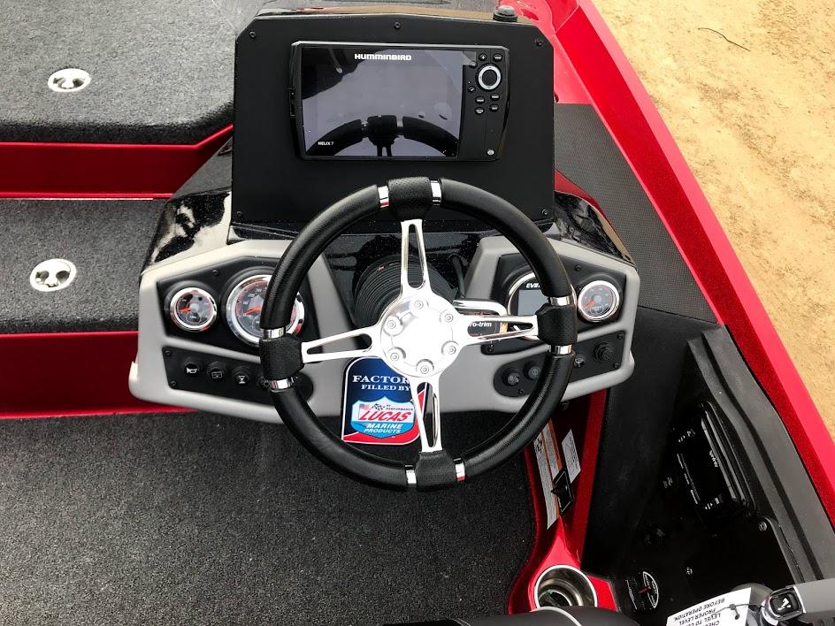 2019 Ranger Z185 Single console, 150hp HO V6 Evinrude G2